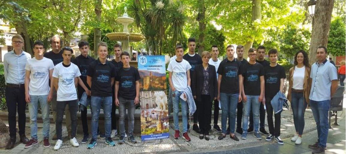+ElectroEurocompetențe pentru elevi VET prin Erasmus+