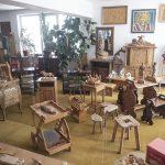 Baza materială - atelier de scultură