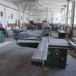 Baza materială - atelier tâmplărie