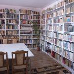 Baza materială - bibliotecă