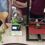 Bază materială - cerc proiectare 3D printing