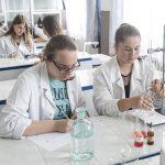 Bază materială - laborator analize fizico chimice